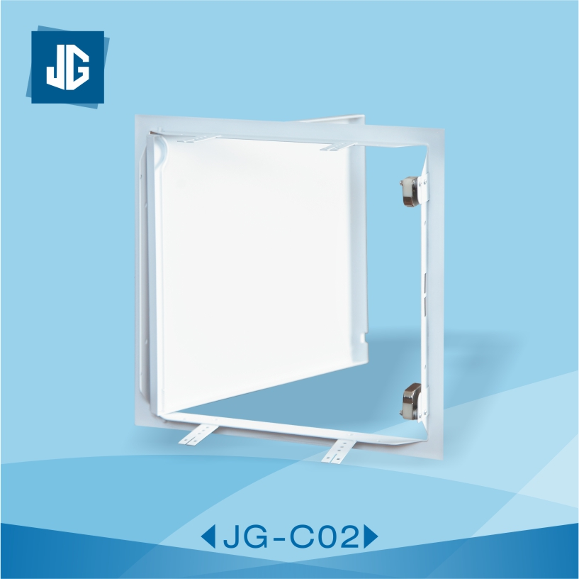 Metal Access Panels For Drywall : Metal access panel drywall hatch