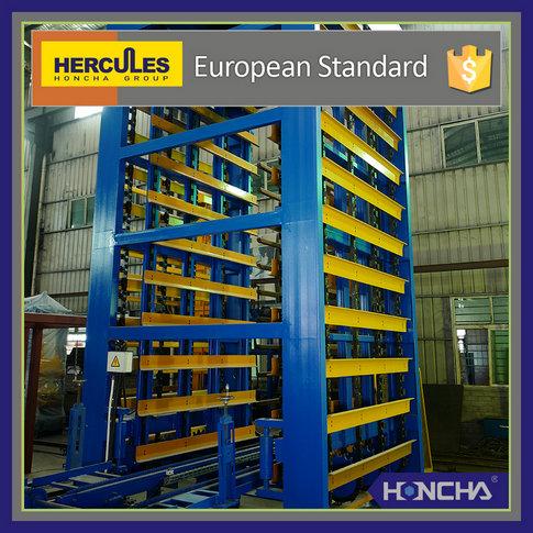 hercules block machine