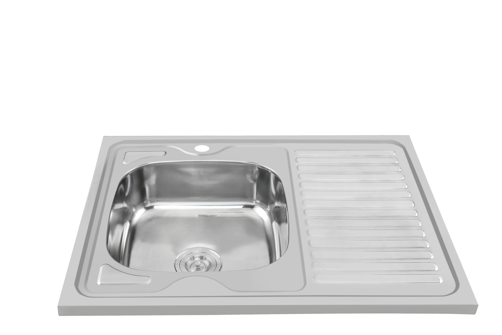 Kitchen Sink Suppliers : Factory Supply Kitchen Sink WY-8060SA (WY-8060SA) - China Sink ...