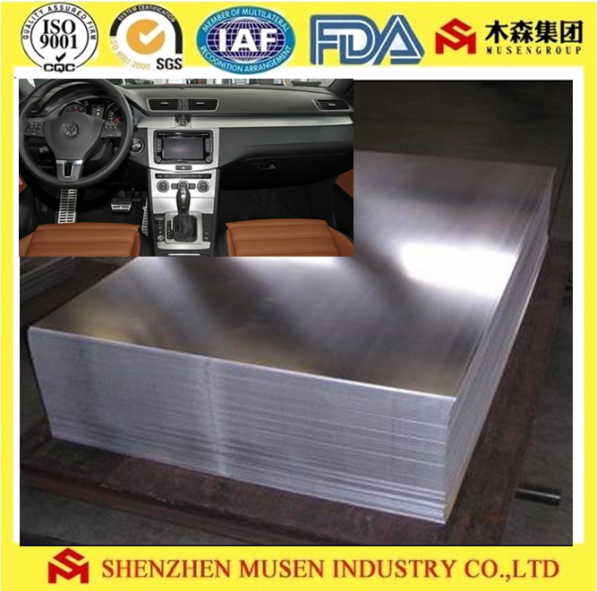 Aluminium Sheet Plate Alloy 3003 H14 For Roofing Shutter