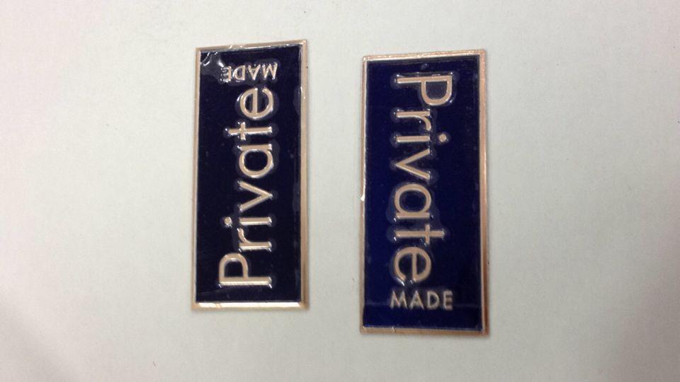 Furniture Label Metal Label Furniture Sticker Perfume Label Metal Adhesive Label Purchasing