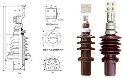 36 Kv Transformer Bushings High Voltage Bushings And