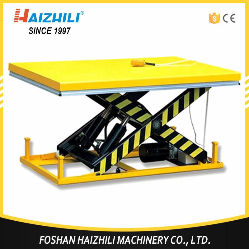 Stationary Load Inverter Pallet Inverter Bulle Pallet: 1000KG 1700MM Heavy Duty Stationary Electric Hydraulic