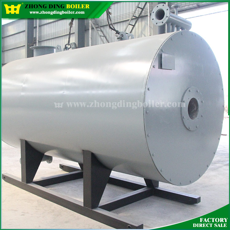 Yyw Series Horizontal Industrial Gas Fired Thermal Oil