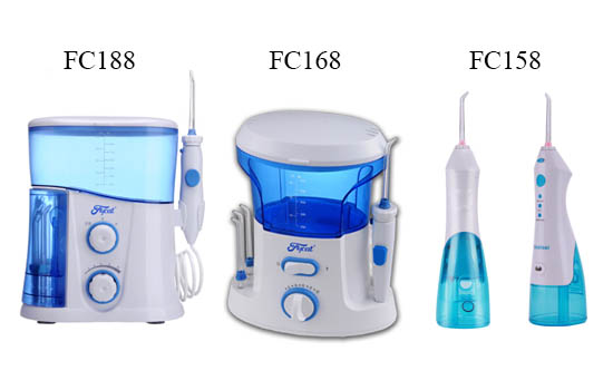 oral hygiene rechargeable teeth cleaning dental water flosser fc168 china. Black Bedroom Furniture Sets. Home Design Ideas