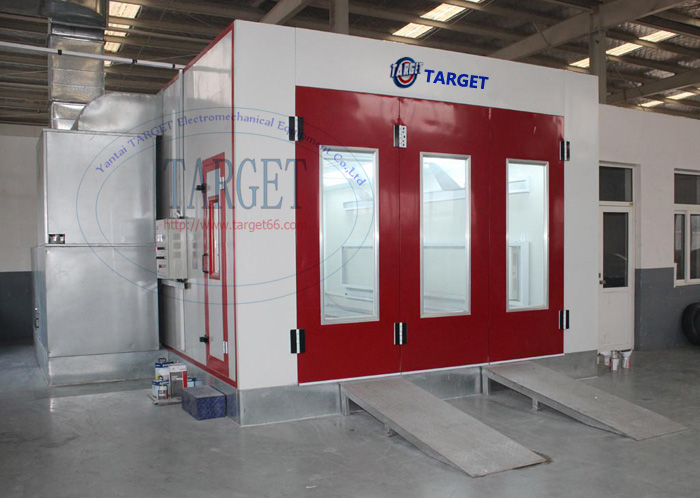 Car Spray Booth with Factory Price
