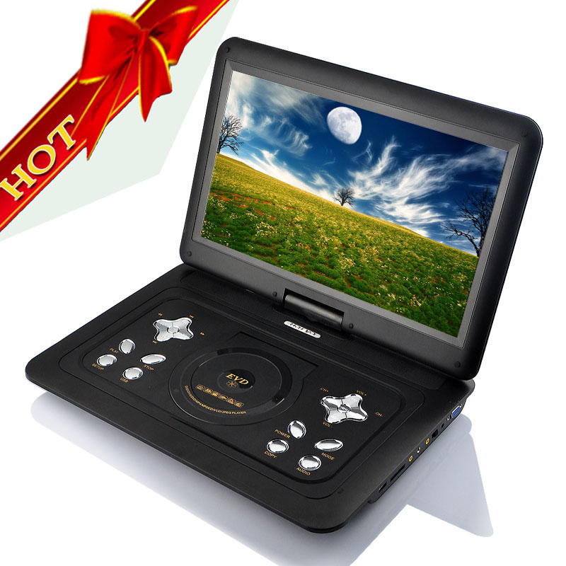 Large Screen Portable : Hot selling led screen dvd player purchasing souring