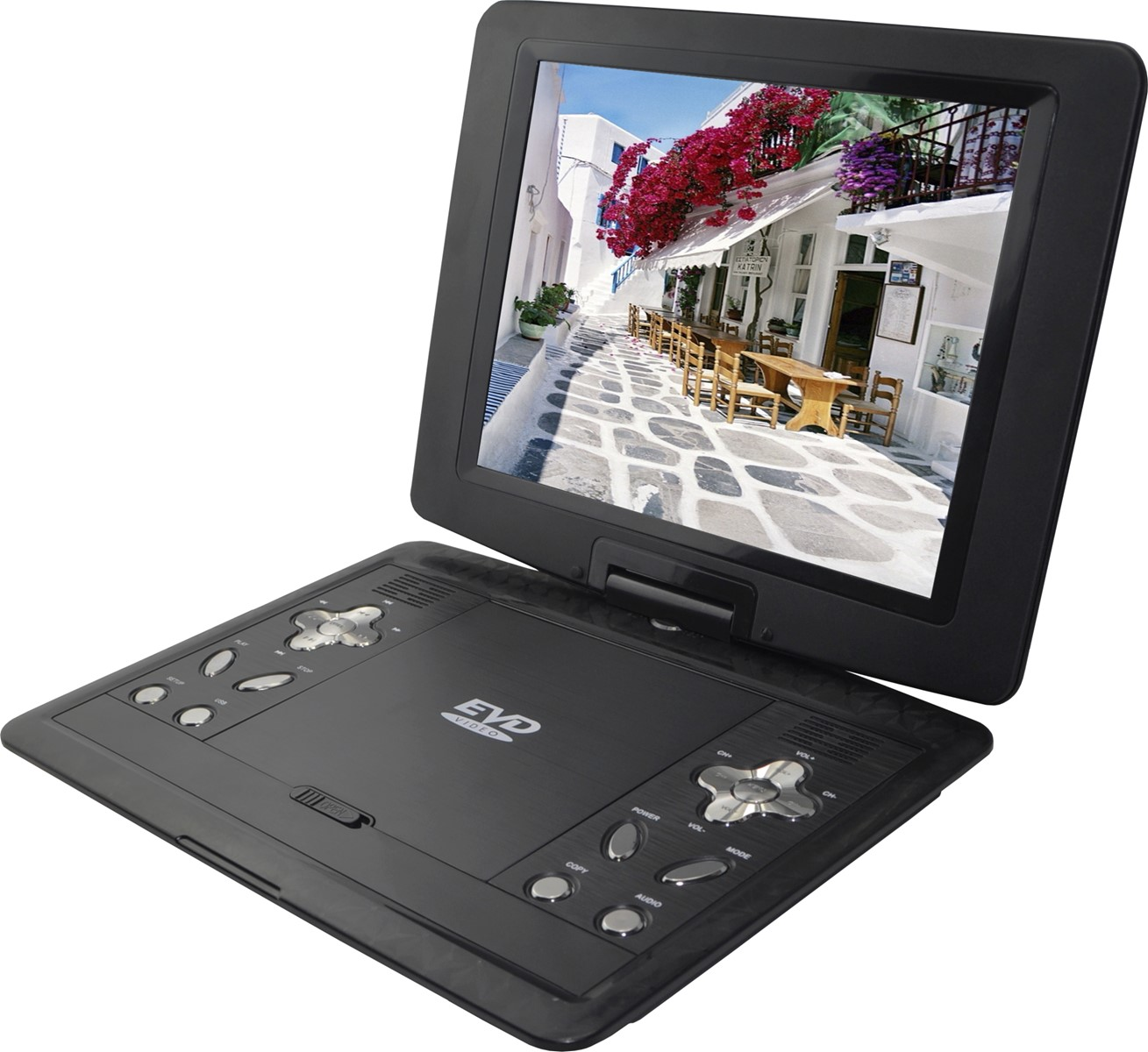 Cheap DVD Player with TV Tuner/USB (FJD 998) China Dvd Player With  #346397