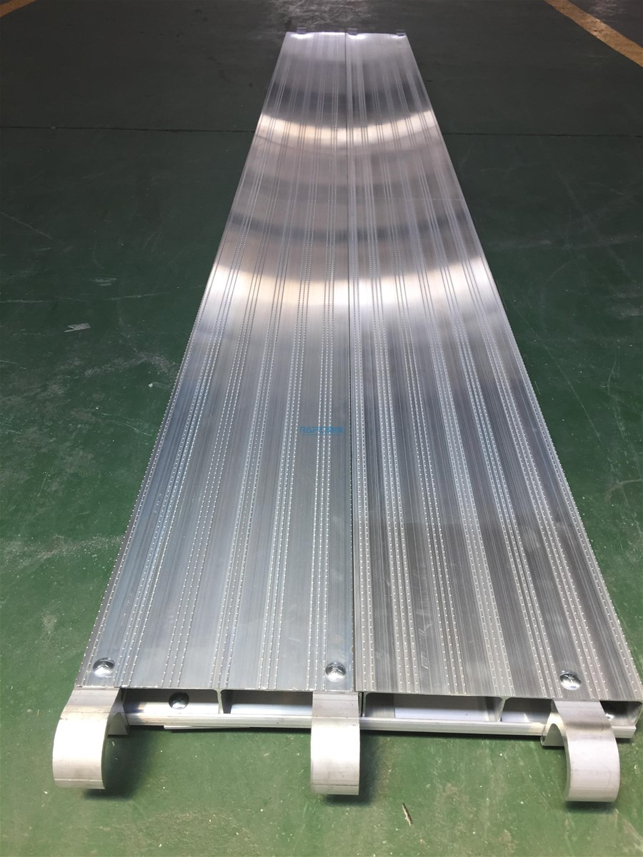 Scaffold Walk Board : All aluminum plank for scaffolding walk board
