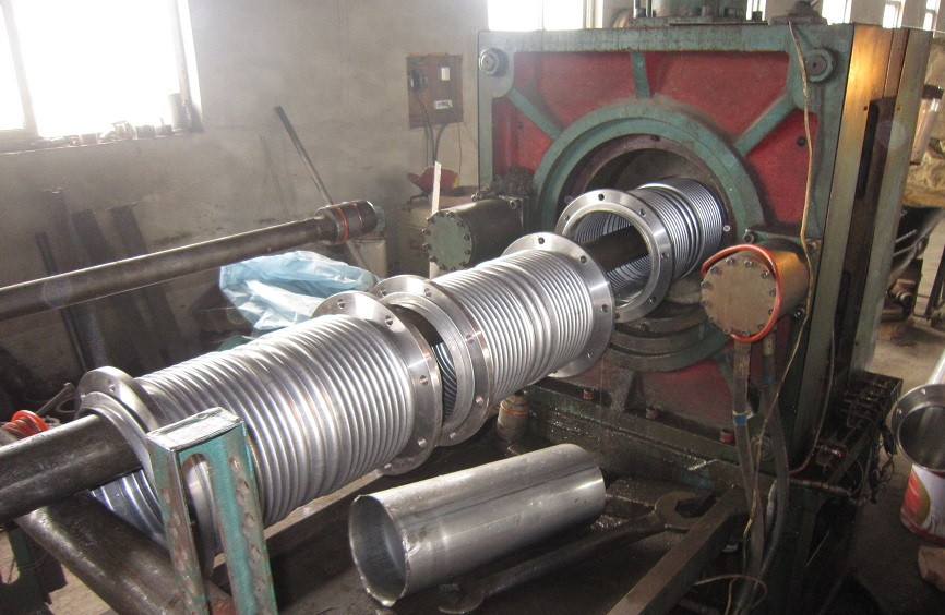 Used for transformer stainless steel bellows purchasing