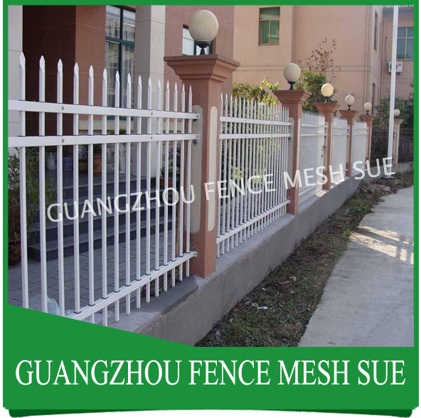 Steel Tubular Fence design for garden and home China