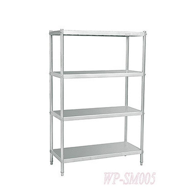 Commercial Kitchen Stainless Steel Shelf Rack
