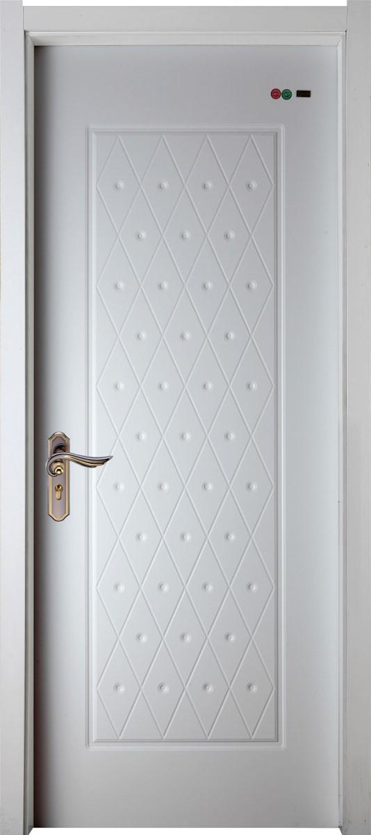 Wood Plastic Composite WPC Interior Doors Panel