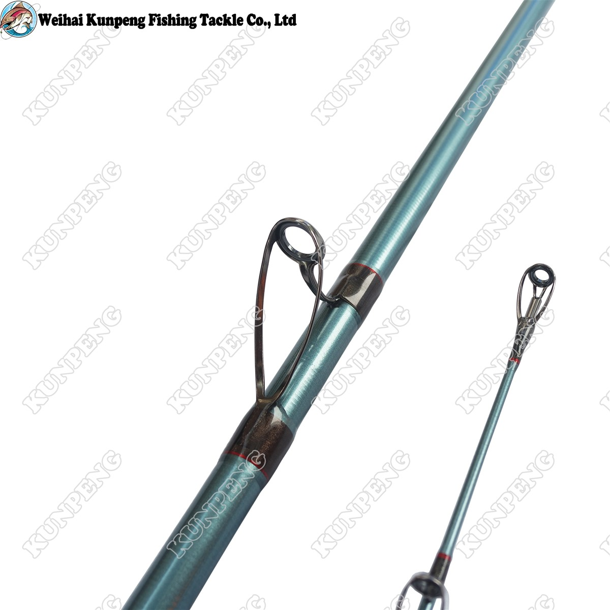 Hard surf fishing rod with good quality kpsh 14 for Nice fishing rods