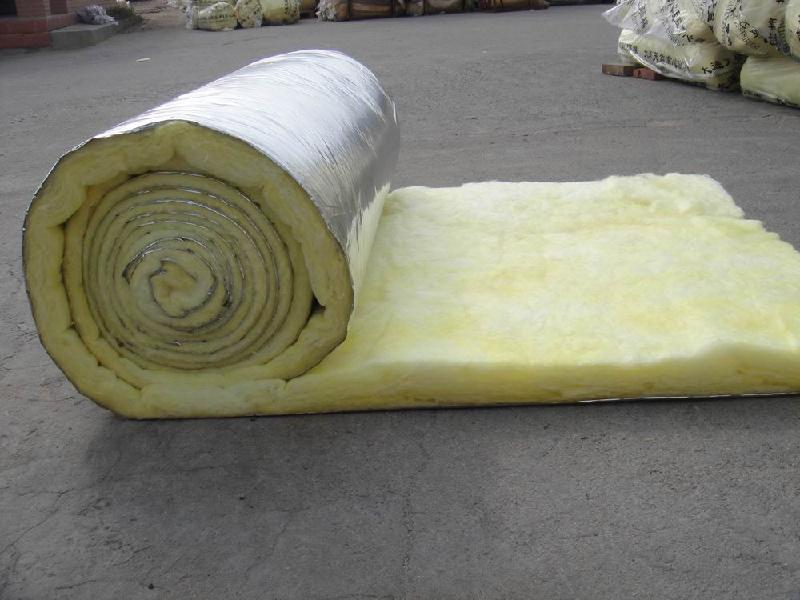 Cheap price china factory glass wool blanket glass wool for Fiberglass blowing wool insulation