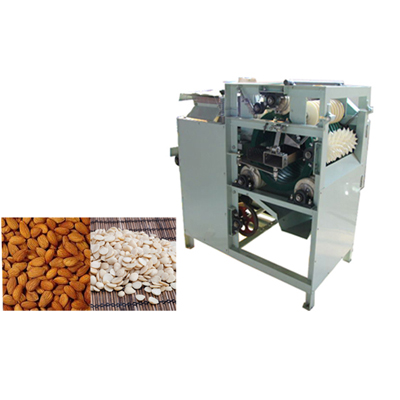 Advanced Multifunctional Almond Peeling Machine with High Efficient On Sale