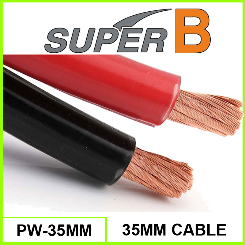 300/500V 300A 35mm2 Rubber Sheathed Copper Wire Welding Cable