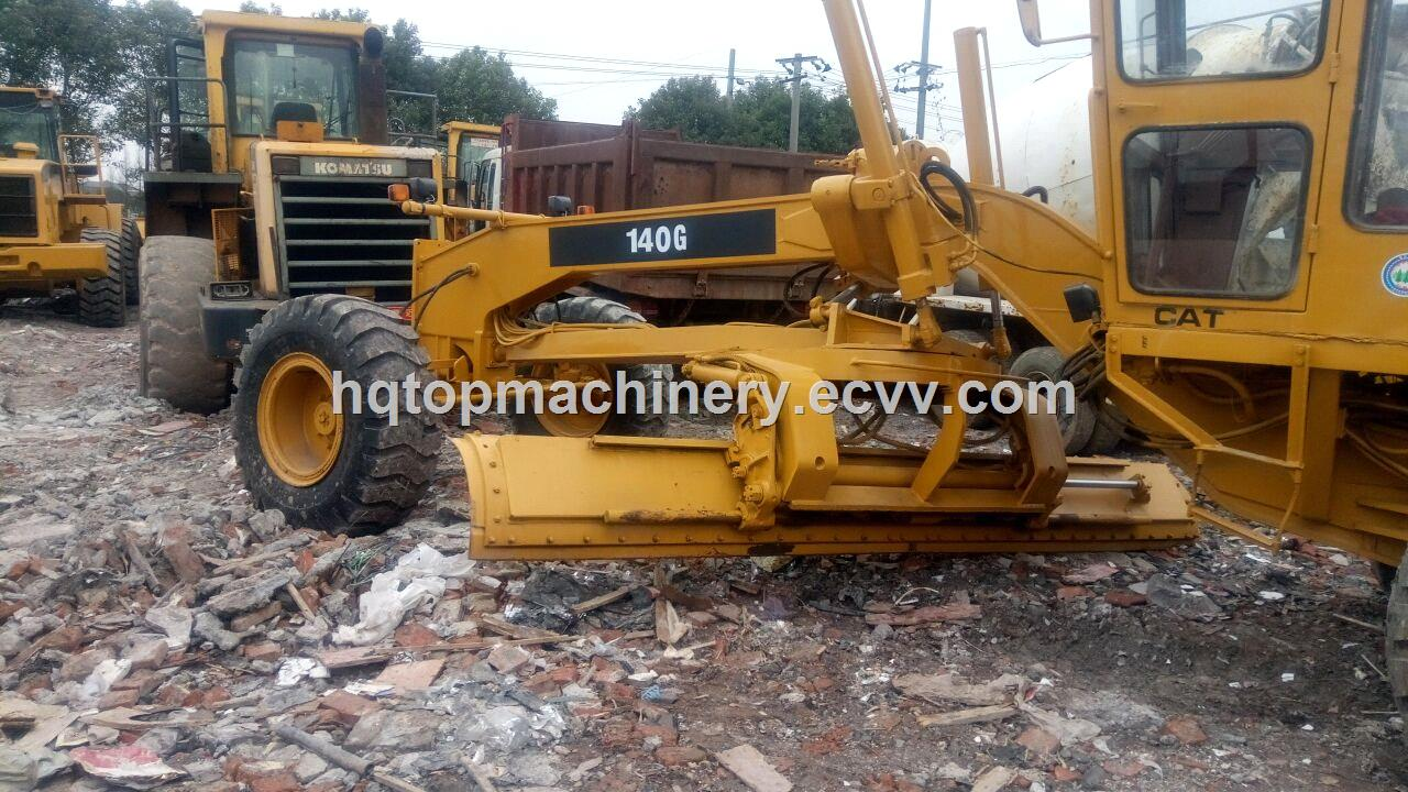 Cat 140g 140h 12g Used Japanese Motor Graders Used Cheap