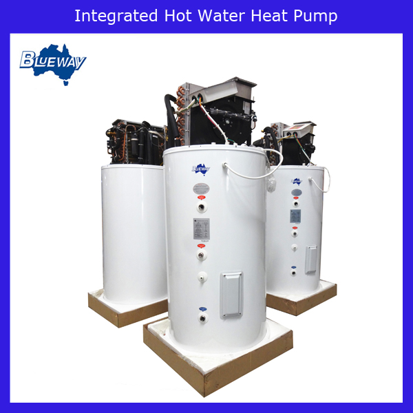 Domestic small household hot water heat pump water heater for Domestic hot water heaters