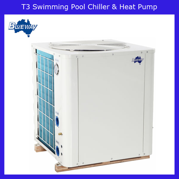Swimming Pool Water Chillers : T swimming pool heat pump for outdoor heating