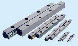 Cross Roller Guide Guideway Slide Bearing (V1 V2 V3 V4 V6 V9 V12 V15 V18)