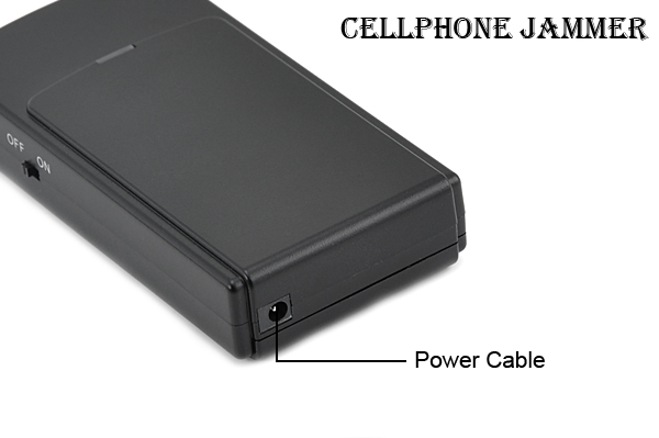 Blocking gps tracking - Mini Portable Cell Phone Jammer