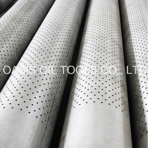 Ss l perforated stainless steel casing pipe purchasing
