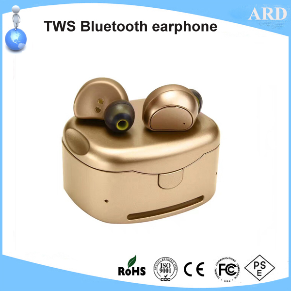 2017 new products top grade wireless tws earphone bluetooth headset hv 316t. Black Bedroom Furniture Sets. Home Design Ideas