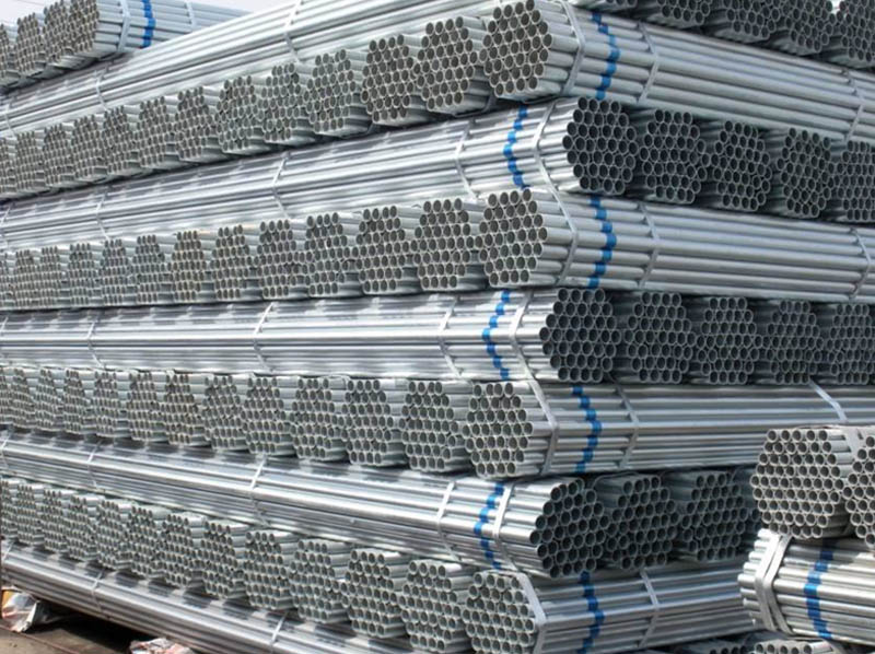 Ss carbon pregalvanized round steel pipe for building