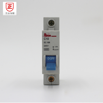 Dz47/C45 Mini Circuit Breaker/MCB with 6ka Capacity