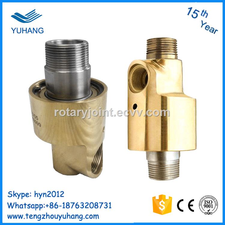 High Speed High Quality Copper Material Hydraulic Water Rotary Joint