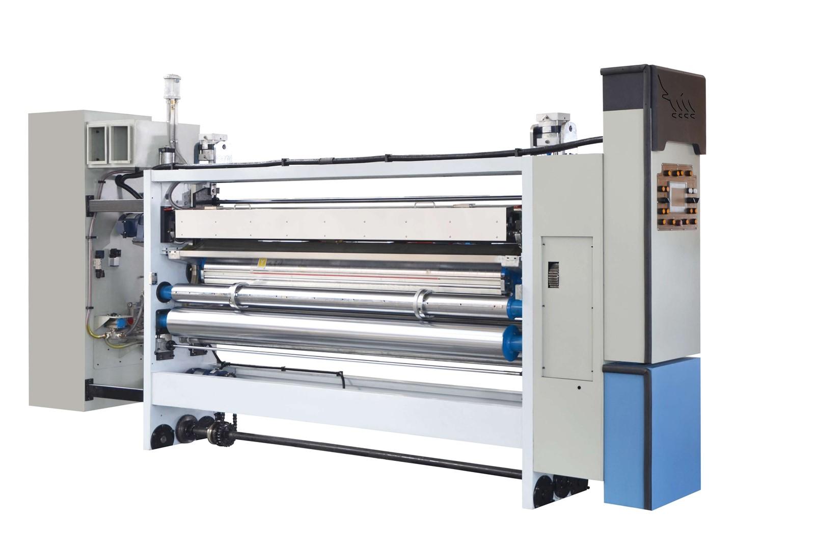 Flexo Rotary Die Cutting Printing Slotting Machine