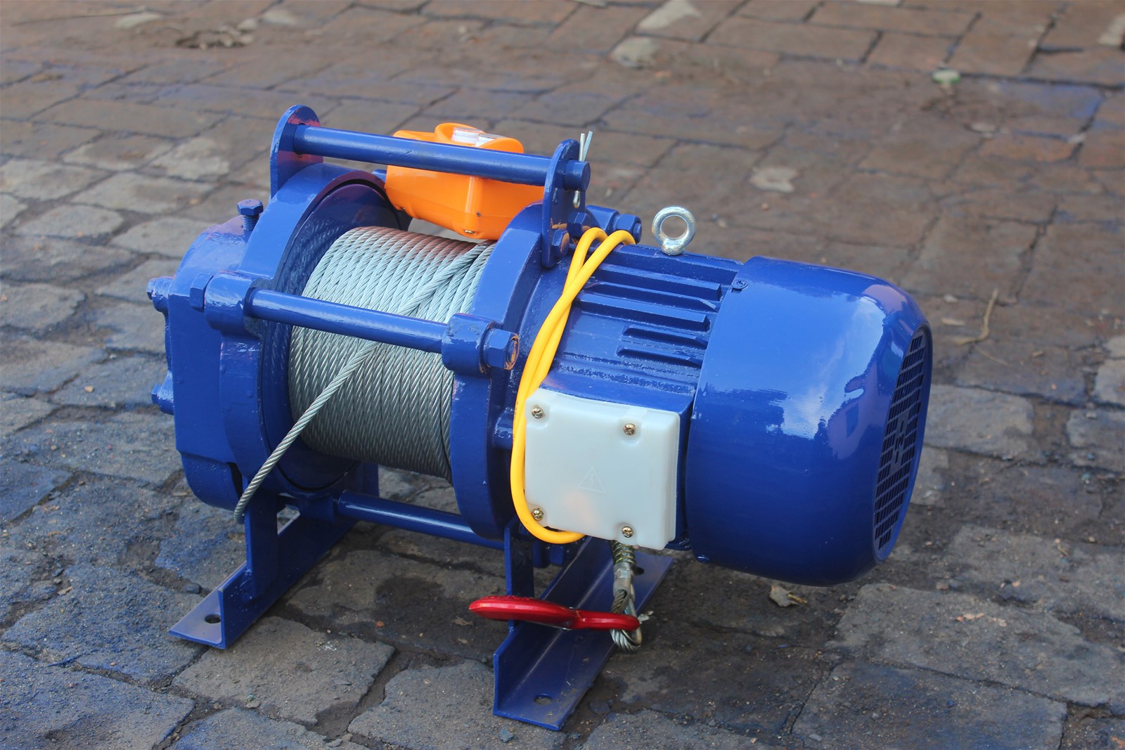 Electric Cable Pulling Winch 220 Volt Electric Winch