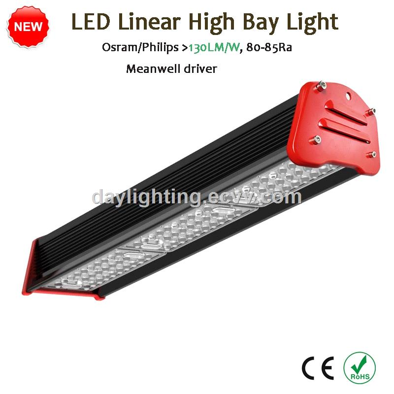 Linear Led High Bay: Linear High Bay HiRack LED Warehouse Lighting 150W With