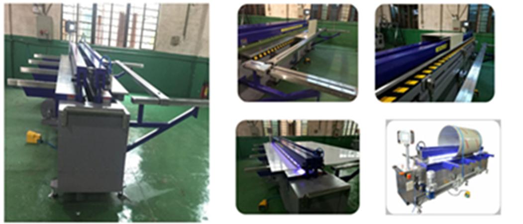 Hot selling top quality HDPE sheet welding machine bending welding machine