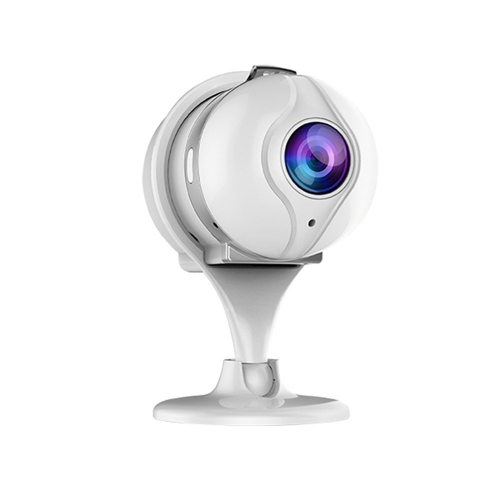 AISEE the World Smallest Baby Monitor F2.0 Lens 100 Degree View Angle Mini WiFi IP Camera Dash Cam