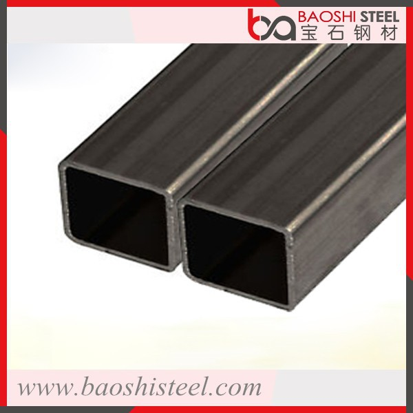 Rectangular Steel Pipe Tubes Hollow Section Galvanized