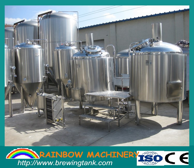 Beer Making Machine, Beer Brewing Equipment