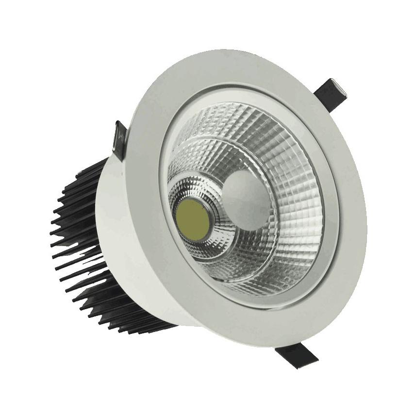 COB LED Downlight 5W 7W 12W 15W 18W 20W 25W 30W 35W 40W 45W
