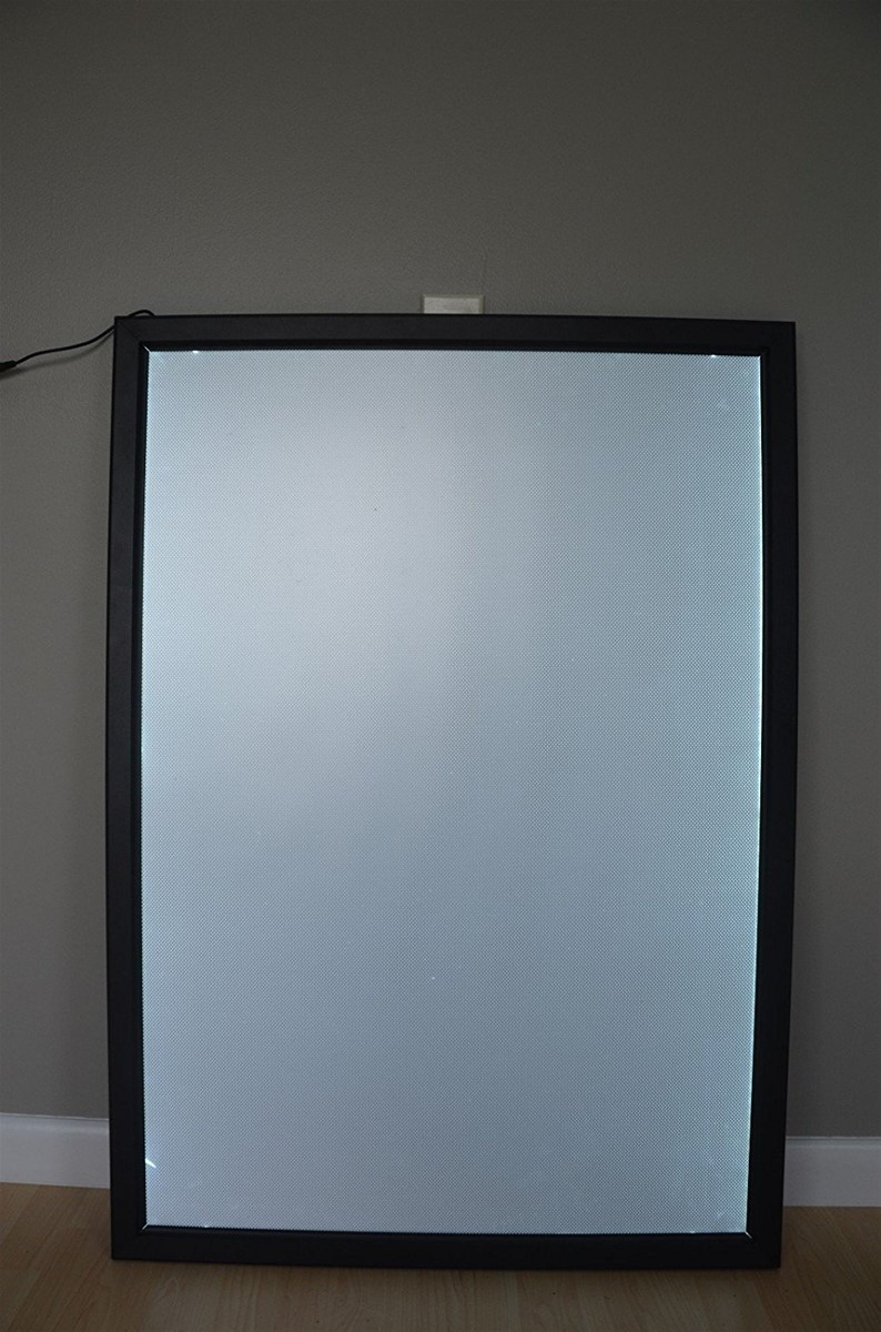 Illuminated Backlit Poster Light Box LED Backlit Movie ...