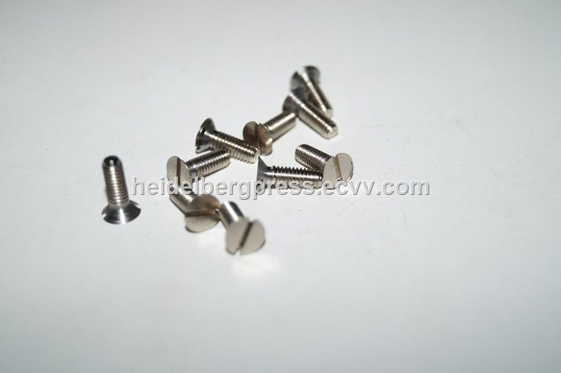 0030.9016, 10pcs Printing Machine Screw for Heidelberg / Komori Printer