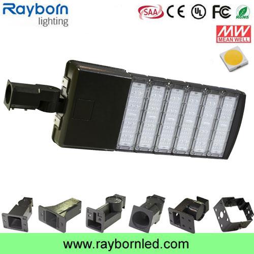 50w-300w LED Shoe Box Pole Light, Street Parking Lot