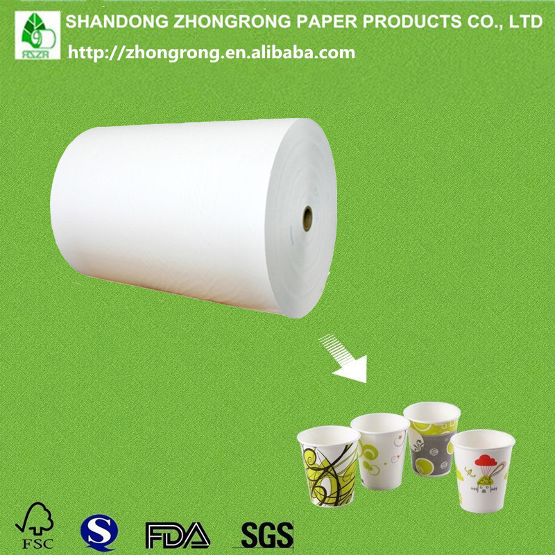 PE Coated Cup Paper Roll/Reel