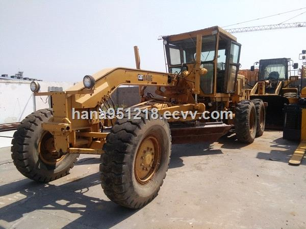 Used Caterpillar 140g Motor Grader in Cheap Price for Sale