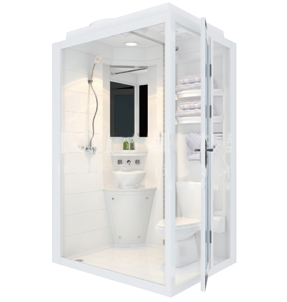 Easy Installation Prefab Bathroom Pods Purchasing Souring