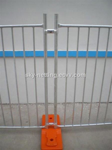 Hot Dipped Galvanized Temporary Swimming Pool Fence Purchasing Souring Agent