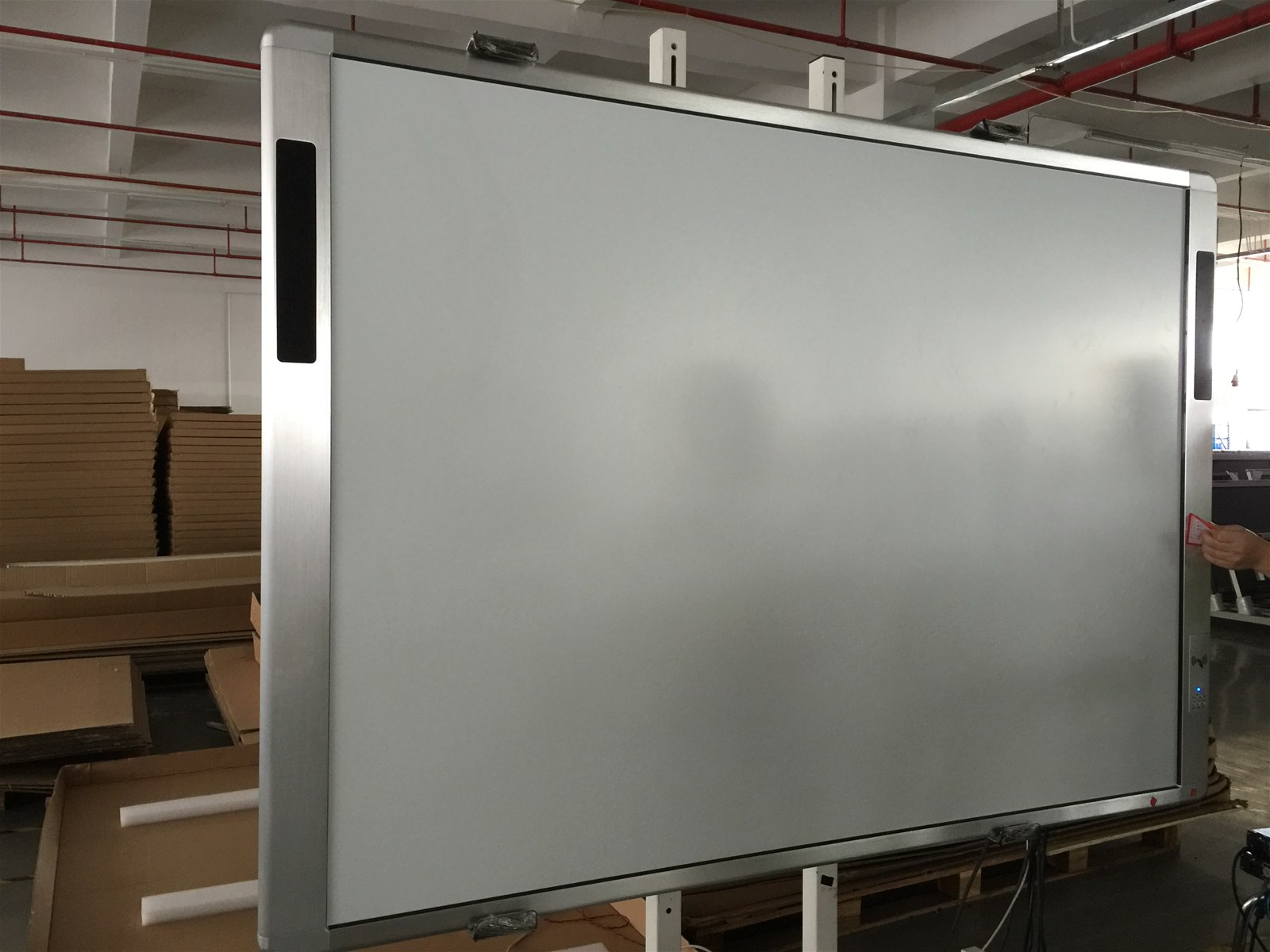 Allinone interactive whiteboard