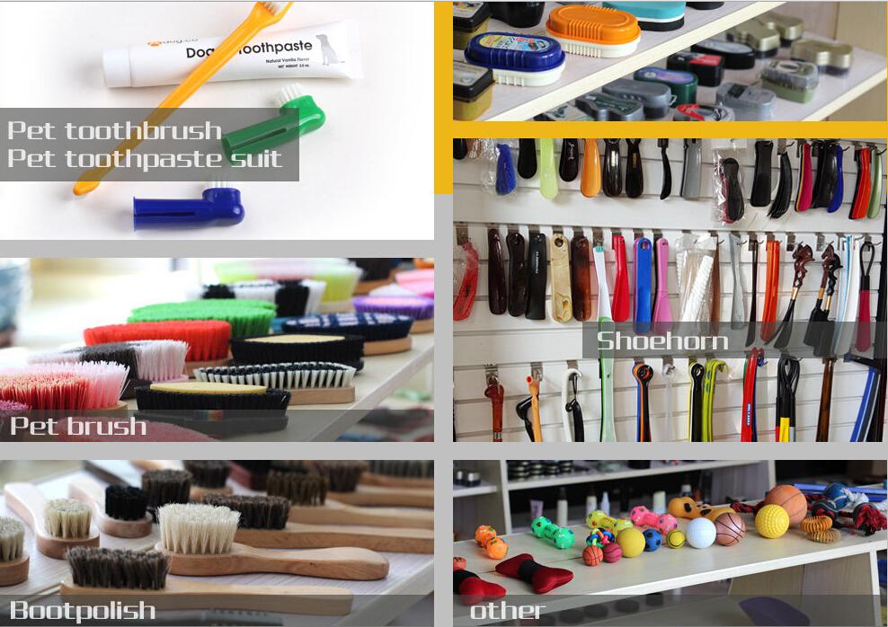 2017 Yangzhou Factory Wholesale Shoe Polish Set Wholesale