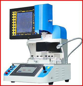 WDS-700 BGA Rework Station Bga Chip Desoldering & Soldering Machine for Mobile Phone Repairing