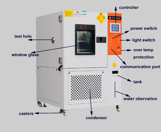 1000L Temperature Test Chamber